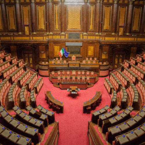 """ROMA. Senato, Fabrizio Trentacoste (M5S): """"Presentato Ddl per disciplina collaboratori parlamentari, stop ai contratti con familiari""""."""