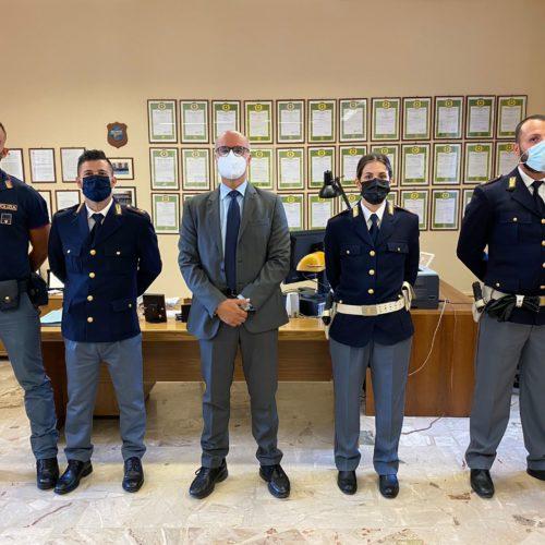 Assegnati alla Questura di Enna 7 Agenti della Polizia di Stato.