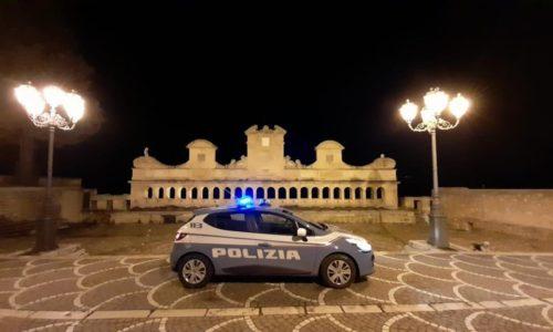 Leonforte. La Polizia di Stato esegue un decreto di sospensione di un bar.