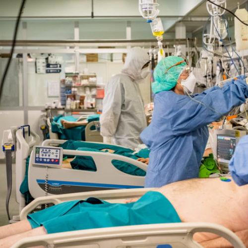 """Barrafranca. Il Dott. Claudio Collura """"Più del 90% dei pazienti è non vaccinato e sono quelli più gravi"""""""