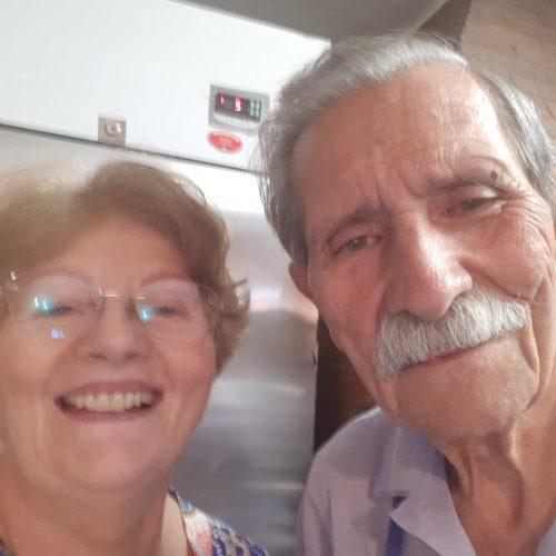 """PIETRAPERZIA. Zio Vincenzo, ristorante """"Da Vincenzo, va in pensione dopo 54 anni di lavoro."""