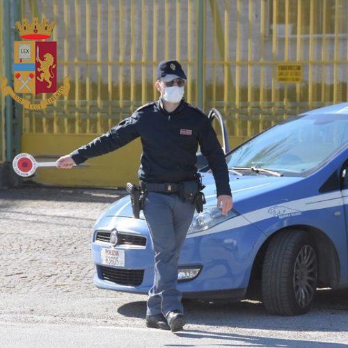 ENNA.LA POLIZIA DI STATO ARRESTA GIOVANE TROVATO IN POSSESSO DI SOSTANZE STUPEFACENTI