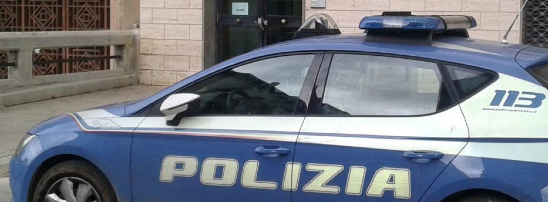 ENNA. LA POLIZIA DI STATO ARRESTA GIOVANE DELLA PROVINCIA DI CATANIA TROVATO IN POSSESSO DI SOSTANZE STUPEFACENTI